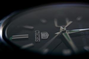 Seiko 5 dial