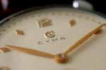 Cyma vintage dial