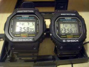 G Shock 5600C