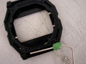 Reparar caja Casio