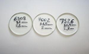 Comparativa piezas Seiko