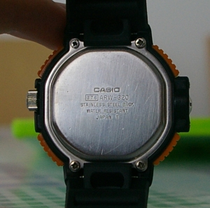 Casio ARW 320