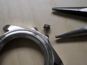 Modificar una caja de acero tipo submariner