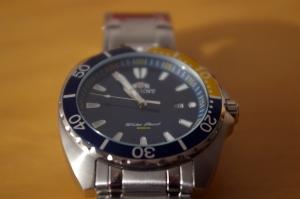 Orient quartz Diver