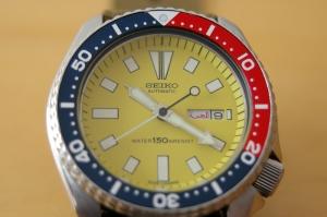 Seiko Diver 6309 mod