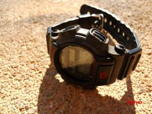Casio G shock DW 8500 Code Name