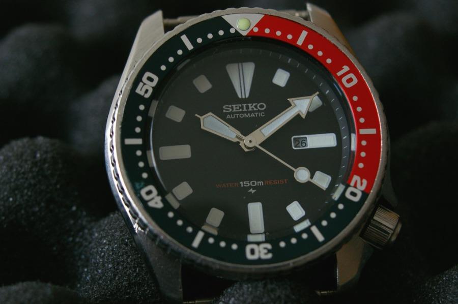 Seiko mid-size diver 4205