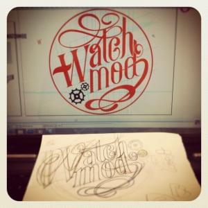 Watchmod ya tiene logo