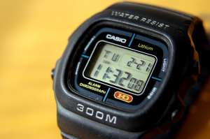 Casio DW300 Heavy Duty