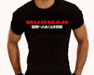 Camiseta G Stock Mudman