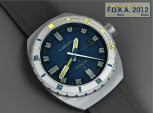 Foka el diver de chinawatches.pl