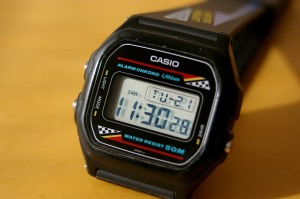 Casio W66
