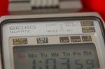 Seiko vintage LCD A129 2000