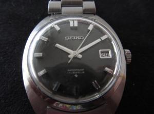 Restauración Seiko vintage 6602b