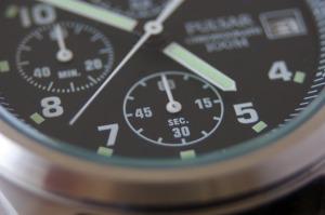 Pulsar crono RAF (versión civil)