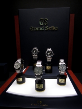 La boutique Seiko de Madrid