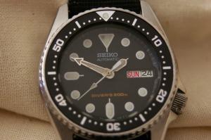 Seiko diver 7s26-0030