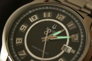 Bulova Precisionist Claremont 96B129
