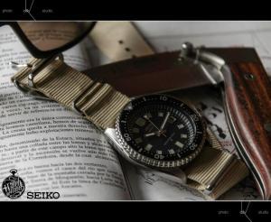 Seiko diver 7002 mod 6105