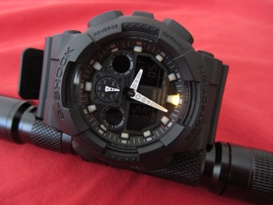 Casio G Shock GA100