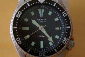 Seiko diver 7002-7000