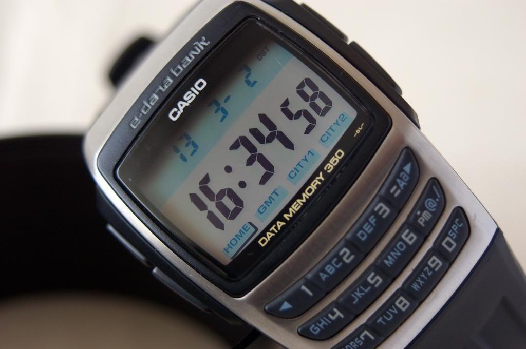 33bca4e578dc Casio EDB600 probablemente el Databank más completo