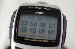 Casio EDB600 probablemente el Databank más completo