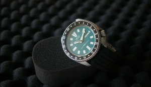Seiko Diver 6309 green arrow