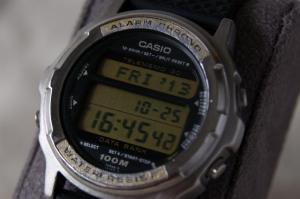 Restauración Casio DBW320