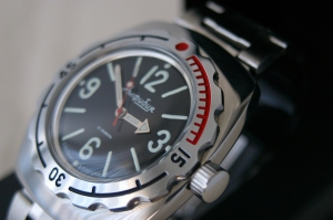 Vostok Amphibia 090 diver