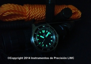 Luxmento Watch Co. Naylamp