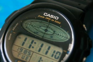 Casio cosmo phase CGW50