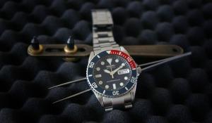Seiko diver mid size 7s26-0050 SKX031