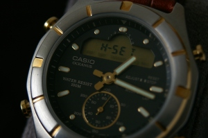 Casio Oceanus AW504