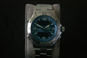 Orient ana-digi azul CVZ00002J