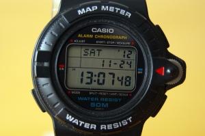 Casio MAP100 Map meter