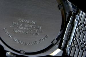 Orient ana-digi vintage