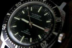 Diver Hudson relume
