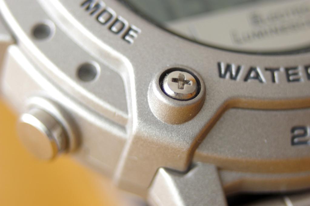 Casio DW285 uno de los duros | watchmod
